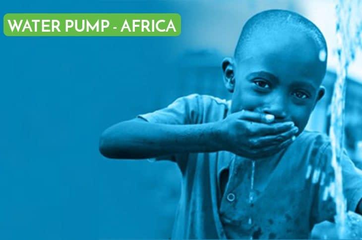 Water Pump - Africa