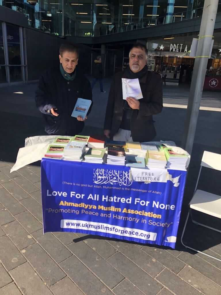 East Region – Tabligh activities on 25-02-2018