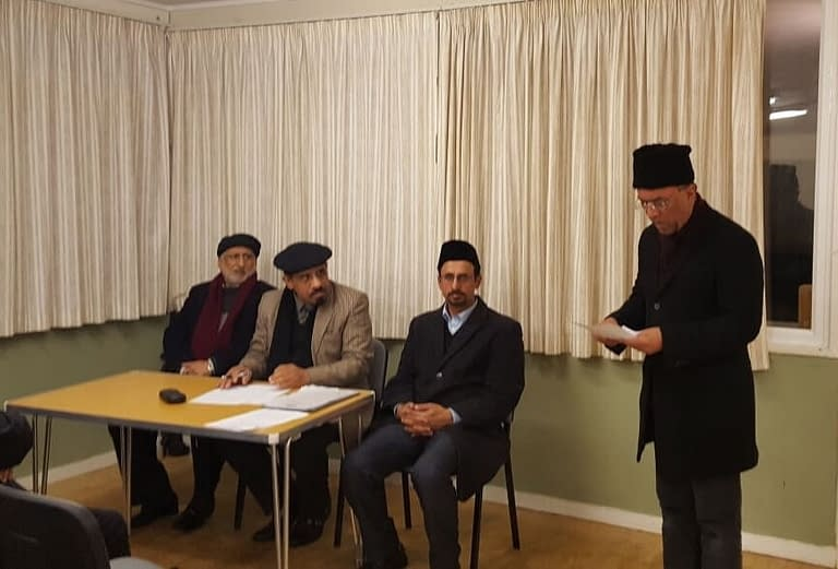 Majlis Raynes Park Organised Tabligh Forum on 09-03-2018