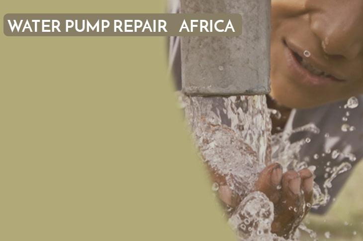 Water Pump Repair - Africa